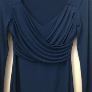 Victoria's Secret (Moda Intl) Blue dress